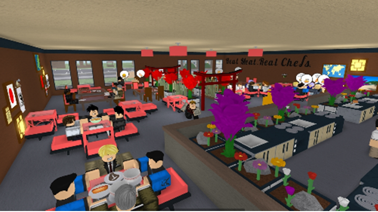 Restaurant Tycoon Update Roblox Roblox Restaurant Coding Classes For Kids