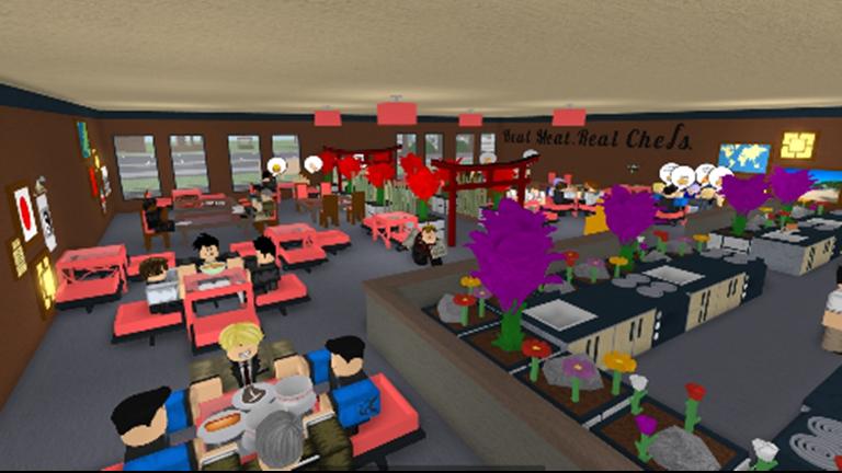 Roblox Restaurant Tycoon  Star Design