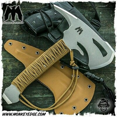 The Mummert Compact Spike. Love this thing just the rite size for easy carry.