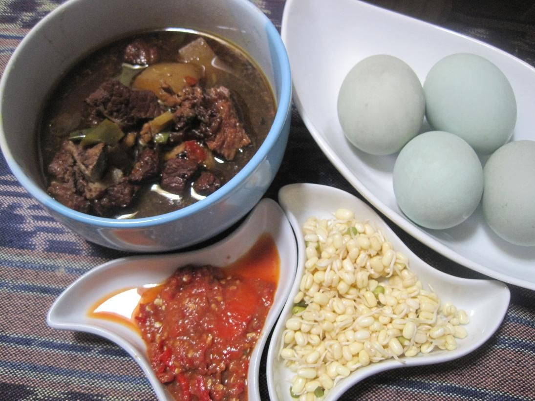 Rawon Citarasa Makanan Khas Jawa Timur Kuliner Indonesia