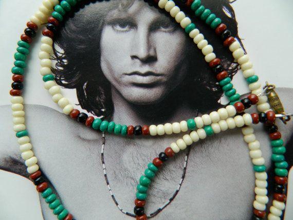 b57e77d2a5a2f Jim Morrison Modern Vintage 67 Cobra Necklace/Young Lion photo shoot ...