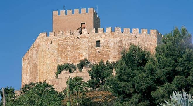 Castillo Petrer