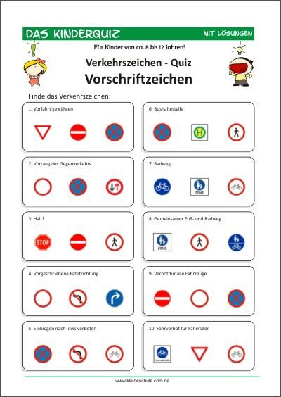 Quiz Grundschule