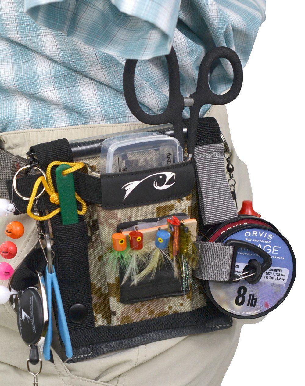 Minimalist Fly Fishing Pack Poisk V Google Fly Fishing Fish Fishing Gadgets