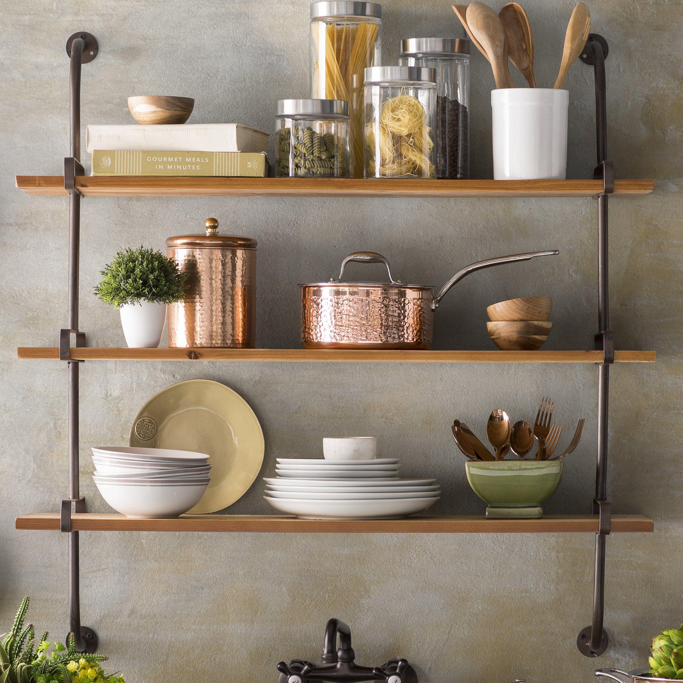 kitchen wall shelves - 736×736