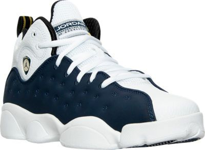 official photos ca182 5859f Boys  Grade School Jordan Jumpman Team Ii Basketball Shoes   Finish Line
