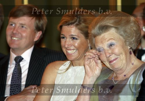 Fotoarchief Peter Smulders BV | Koningin maxima, Koninklijke