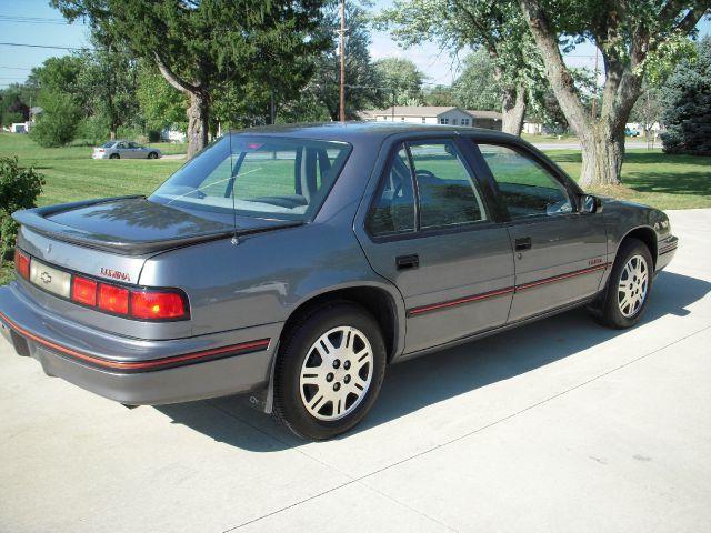 1993 Chevrolet Lumina 4 Door Sedan Chevrolet Lumina Chevrolet