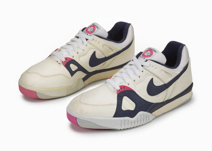 89f22dd84b44 Nike Air Tech Challenge Low White Black Ultramarine - A Complete Guide to Seinfeld s  Sneakers