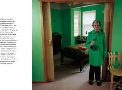 Mary Farnham in ihrem Zimmer