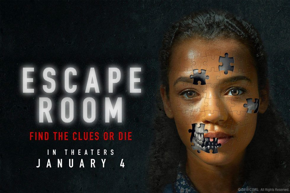 Escape Room Full Movie Torrent Download 2019
