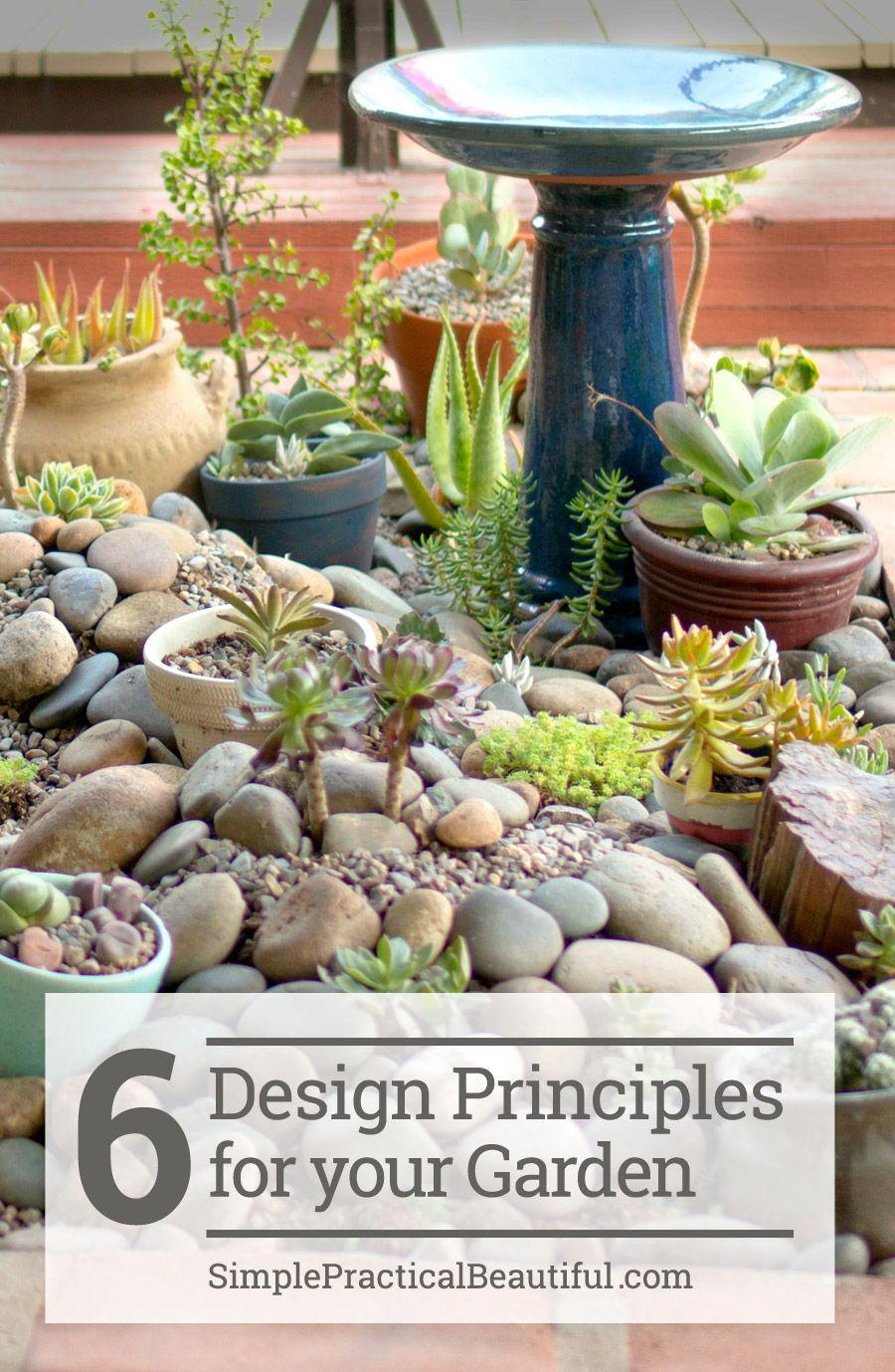 Principles Of Garden Design