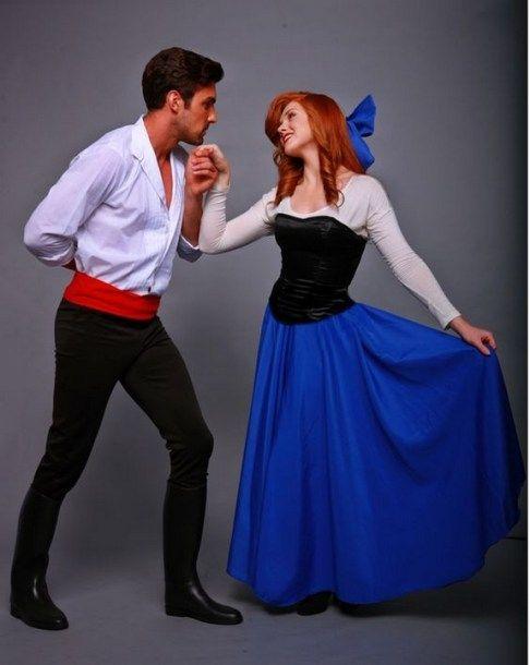 Creative Halloween Costume ideas for Couples 05 #coupleshalloweencostumeideas