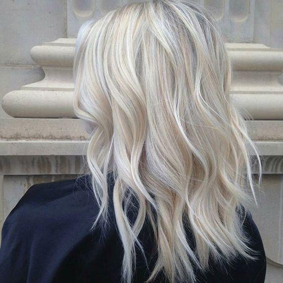 Astonishing Icy Blonde Ideas Blondes I Luv Blonde
