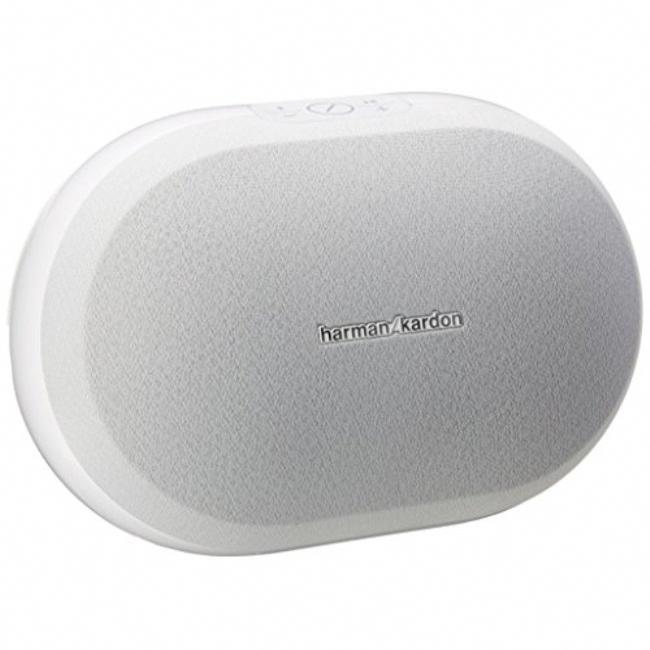 Free 2 Day Shipping Buy Harman Kardon Omni 20 Wireless Hd Speaker White At Walmart Com In 2020 Speaker Harman Kardon Walmart Finds