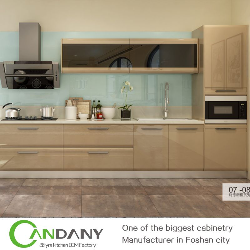 Best 2019 Popular Modern Colors Lacquer Kitchen Cabinets 400 x 300