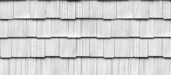 Certainteed Cedar Impressions Double 9 Staggered Rough Split Shakes Colonial White Roanoke Swva Siding Shingle Siding Vinyl Siding Vinyl Shake Siding