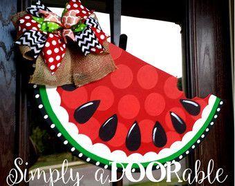 Sea Turtle Wood Door Hanger From Simply Adoorable This