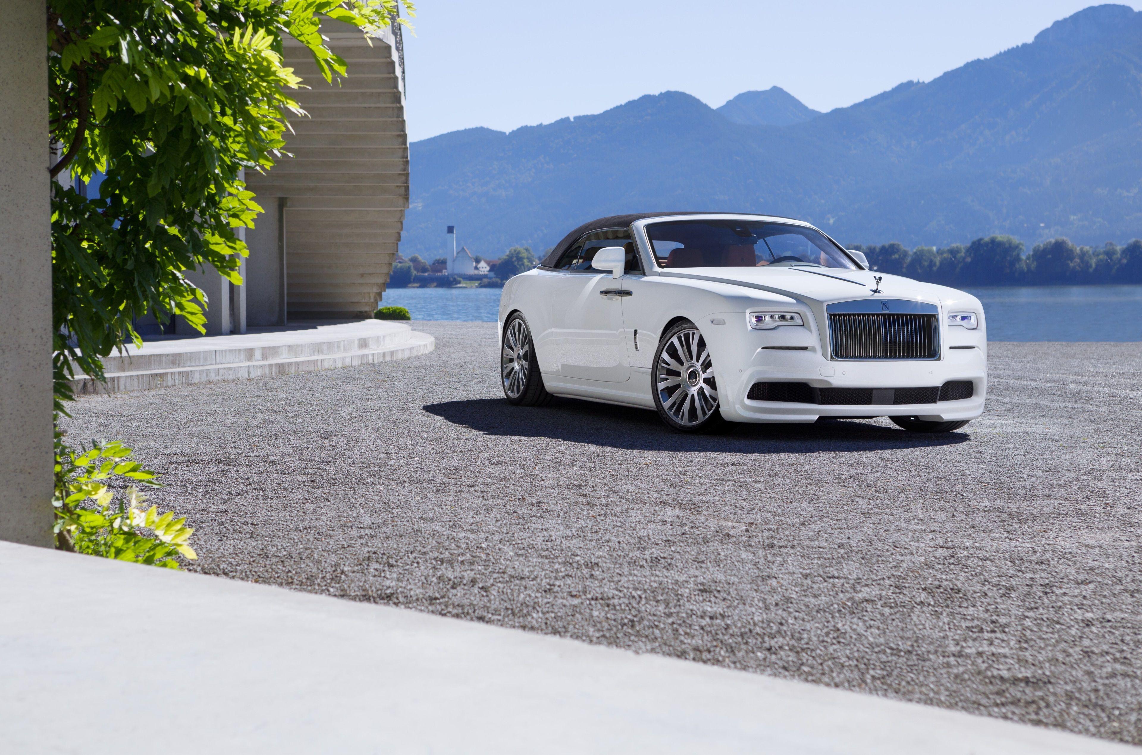 3840x2539 Spofec Rolls Royce Dawn 4k Desktop Hd Wallpaper Download Rolls Royce Dawn White Rolls Royce Rolls Royce
