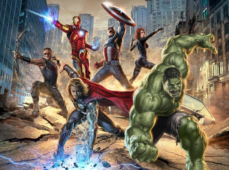 Un superhéroe siempre busca estar en la mejor forma física tu también puedes lograrlo...