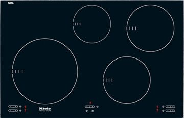 Miele 30 4 Burner Km5753 Induction Cooktop Induction Cooktop Cooktop Induction Cookware
