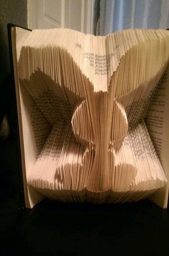 Free Book Folding Patterns Book Folding Patterns