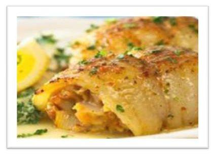 Stuffed-Flounder-Fillets-with-Lump-Crabmeat-and-Lemon-Butter-Sauce.jpg (424×306)