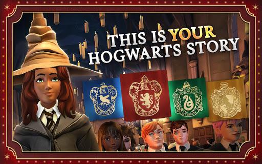 Harry Potter Hogwarts Mystery Mod Apk Unlimited Gems Hogwarts Mystery Hogwarts Mystery