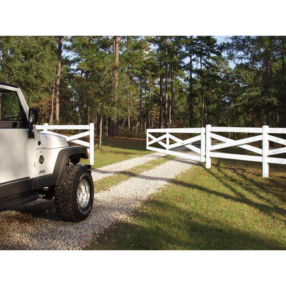 Mighty Mule R Outfitter S Choice Automatic Gate Opener