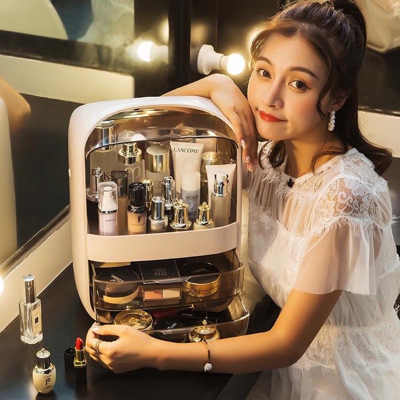 New Trendy Acrylic Makeup Organizers in 2020 Makeup