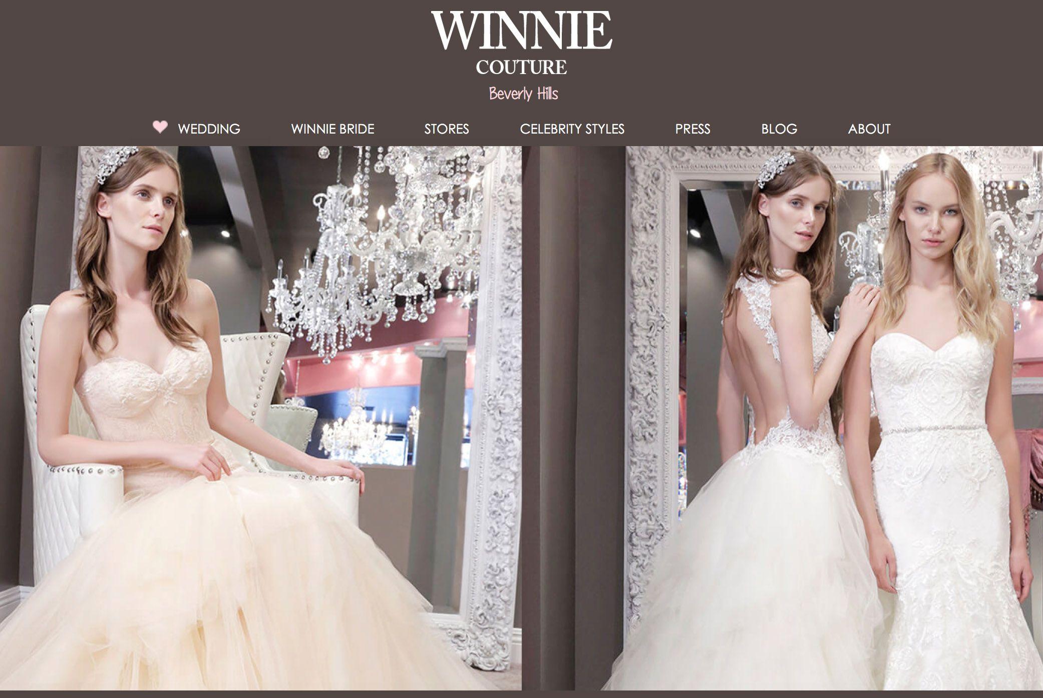 Winnie Couture | Charlotte, NC Bridal Shop | Charlotte, NC Wedding ...