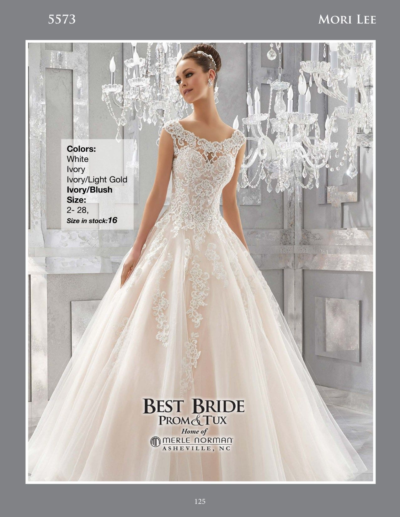 A Fairytale Ballgown Is Brought To Life With Crystal Beaded