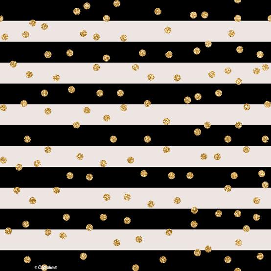 Black Wallpaper Iphone Glitter Polka Dots