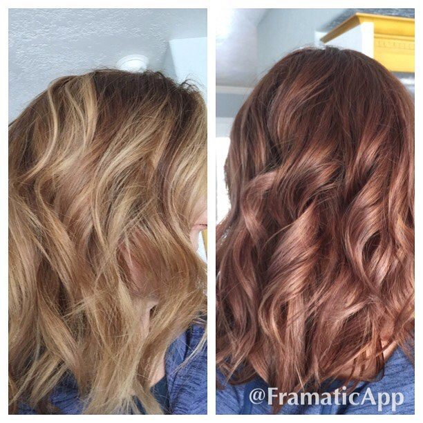 Rosegold Balayage Hair Rose Hair Color Rose Gold Hair