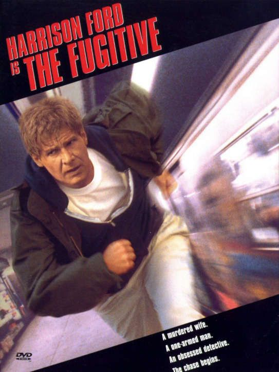 The Fugitive With Harrison Ford Tommy Lee Jones Sela Ward