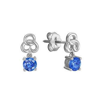 107daaef05cb4 Two rich round Kentucky blue sapphires, at approximately .92 carat ...