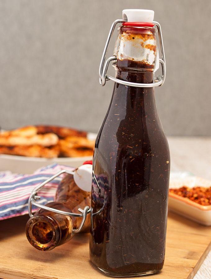 Photo of Whisky-Chili-BBQ-Sauce – [REZEPT] • Just Yum Yum