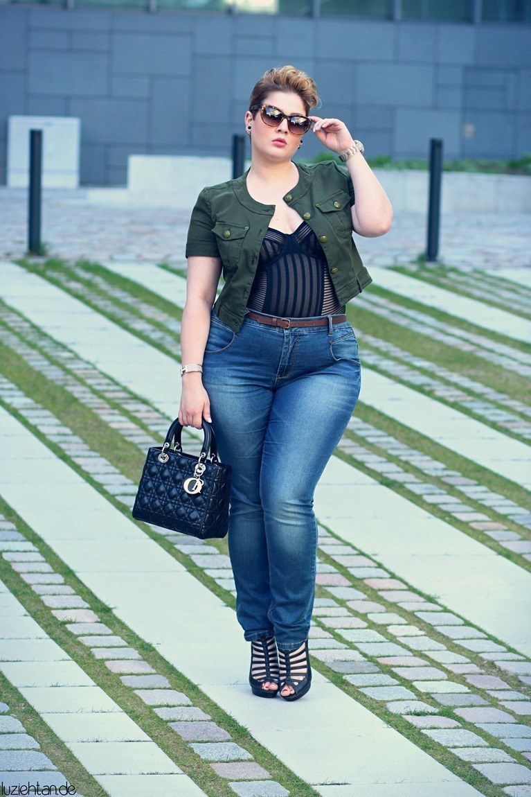 Chubby Swag 43 683x1024 Swag Outfits For Chubby Ladies 18 Plus Size Swag Styles