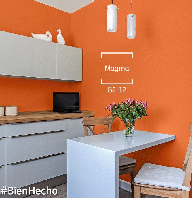 Colores comex interior design pinterest orange for Colores de pintura para sala