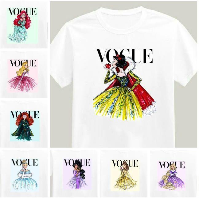 086cd7faf475a Tattoo Vogue Princess Women T shirt PTC 17 //Price: $13.86 & FREE ...