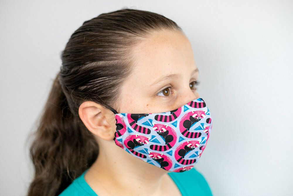 Photo of Simple Step By Step Tutorial for the Olson Face Mask Pattern – including child sizes — SewCanShe | Free Sewing Patterns and Tutorials
