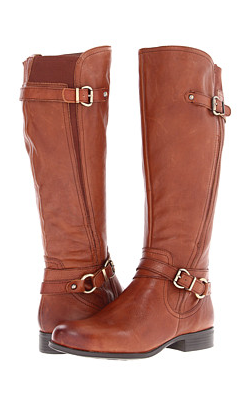 Classic riding boots! You don't have to ride to rock these babies!