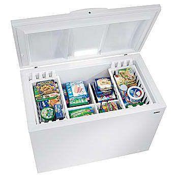 How To Organize A Chest Freezer Chest Freezer Chest Freezer Organization Deep Freezer Organization