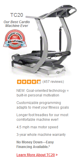 7 Reasons Why You Should Buy Bowflex Treadclimber | Best ...