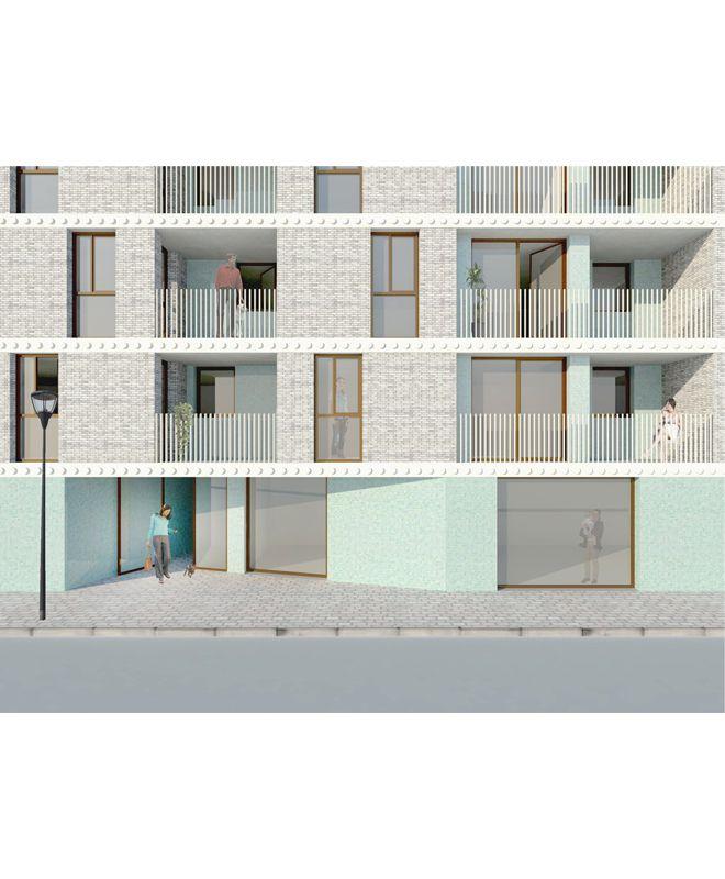 Low architecten neep zoeken arch elevation dessin for Architect zoeken