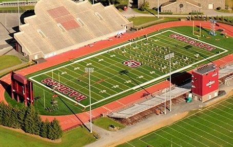 Colgate University Raider Athletics Crown Field At Andy Kerr Stadium Colgate University College Athletics Stadium