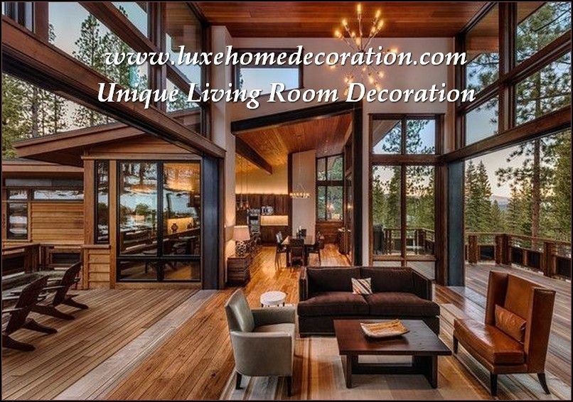 Simple Yet Professional Decorating Tips Luxe Home Decoration Modern Mountain Home Modern House Design Modern Lodge