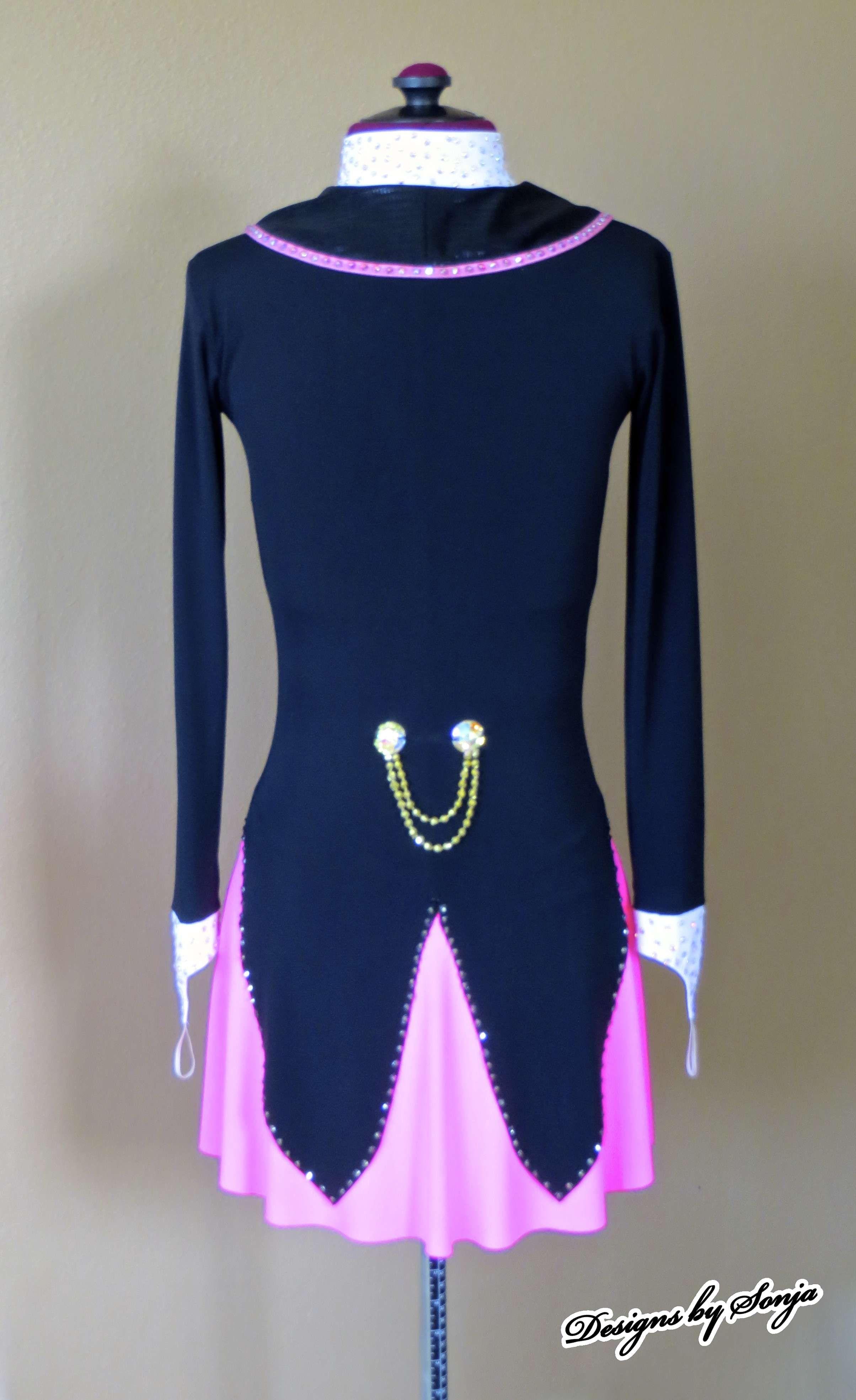 Pin Design Sonja Ice Skating Dresses