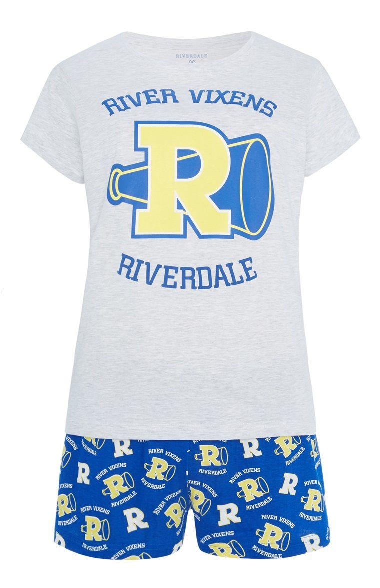 Goede Riverdale Pyjama Set   what to wear in 2019   Primark fashion HJ-46