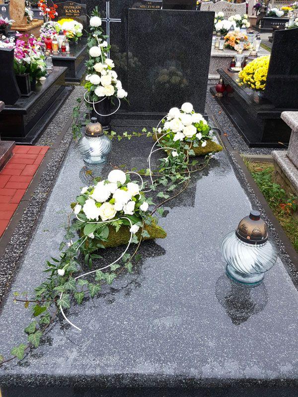 Stroiki Na Grób Stroiki Na Cmentarz Kompozycje Kwiatowe
